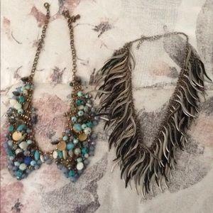 Macy's brands necklace bundle